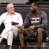 Did Pat Riley Throw Shade at LeBron James?
