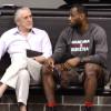Did Pat Riley Throw Shade at LeBron James?