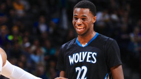 Andrew Wiggins Wins NBA Rookie of the Year Award