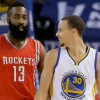 Watch: Steph Curry and James Harden Don't Disappoint With Duel in Game 1