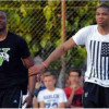 Watch: 'Greek Freak' and Brother Thanasis Show Out For Hometown Crowd in Greece Pickup Game