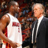 D-Wade and Heat May Be Having Lover's Spat