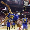 Guess What? Warriors Didn't Put Stephen Curry in Harm's Way