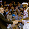 LeBron Endorses David Blatt…Finally…Sort of