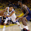 Watch: Stephen Curry Outduels LeBron James To Lead Warriors Over Cavs In Game 5