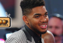 Karl-Anthony Towns Talks About Whether or Not Garnett Intimidates Him