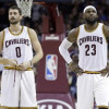 Kevin Love, LeBron Both Expected to Decline Player Options