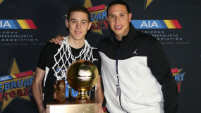 Watch: Is Mike Bibby Jr The Next Splash Brother?