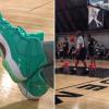 Chris Paul Shows Off 'Emerald' Air Jordan XI (11)