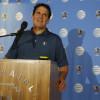 Watch: Mark Cuban Pretends He Doesn't Know Who DeAndre Jordan Is