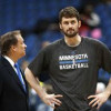 Flip Saunders Maintains He Wasn't Going to Trade Kevin Love