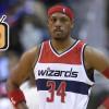 THD Video Spotlight:  Paul Pierce's Wizards Highlight Reel