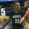 Top 25 Players in the NBA Under 25