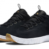 Nike Lunar Hyperrev Low EXT – Black/Metallic Gold-Wolf Grey