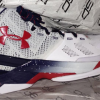 Stephen Curry Debuts Under Armour Curry Two At USAB Camp