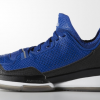 adidas DLillard 1 – Blue/Black/White