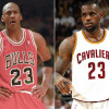 MJ Thinks He Would Beat LeBron 1-on-1 in Prime