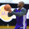 Kobe Bryant Shooting For First Time Since January Shoulder Injury
