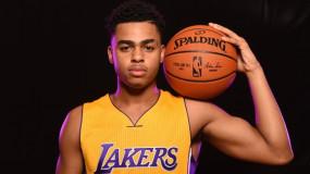 Watch: NBA Rookies Imitate Lebron, Kobe, Dirk, and Harden At 2015 Rookie Photo Shoot