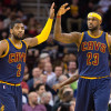 LeBron Working Out With Kyrie in Miami, Other Cavs En Route
