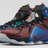 "Nike LeBron 12 – 'What The…"" Release Info"