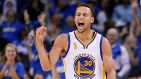 Watch: Steph Curry Drops 40 points to lead Warriors over Pelicans