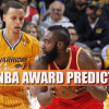 Early Season NBA Award Predictions
