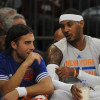 Important: Melo Doesn't Hate Teammate Sasha Vujacic Anymore