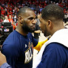 LeBron Is Ready for Tristan Thompson, Cavs to End Contract Madness