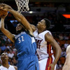 Hassan Whiteside Gets Triple Double with 10 Blocks in 103-91 Loss to Minnesota
