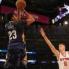 Anthony Davis Impressed by Knicks Kristaps Porzingis
