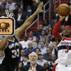 Watch: Bradley Beal Game Winning Three-Pointer Against the Spurs