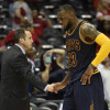 LeBron: David Blatt 'As Good As Any' NBA Head Coach