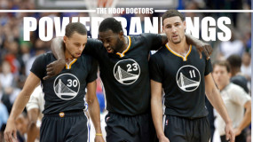 NBA Power Rankings: The Warriors May Never Lose Again
