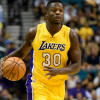 Watch: Julius Randle Posterizes Kenneth Faried with this Sick Reverse Dunk