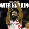 NBA Power Rankings: Are the Terribly Terrible Rockets for Real?
