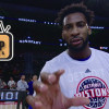 Watch: Andre Drummond – The Double Double Machine