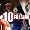 Top 10 Freshman to Watch in College Basketball