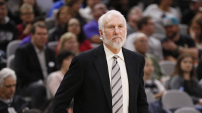 Gregg Popovich Moves To 8th On All-Time Coaching List