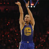 Steph Curry is competing with himself as the best long range shooter of all-time