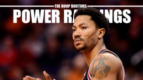 NBA Power Rankings: The Chicago Bulls Are Imploding