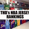 NBA Jersey Rankings