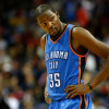 Kevin Durant Sinks One-Handed Reverse Layup From Behind Basket, Is Still Ridiculous