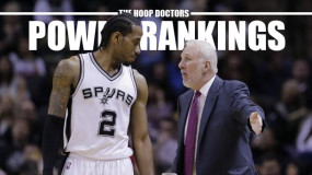 NBA Power Rankings: Did We Mention the Spurs are Really, Really, Really Good?