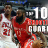 Top 10 Shooting Guards in the NBA Today