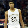 Anthony Davis Leaves Game With Concussion