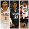 Three Players with Triple-Double in One Night of NBA Action