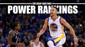 NBA Power Rankings: The Golden State Warriors Are U-N-T-O-U-C-H-A-B-L-E