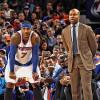 Derek Fisher: Knicks Players Feel Like New York is 'Building Something'