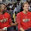 Dirk Nowitzki Refers to Kobe Bryant as the Michael Jordan of Their NBA Generation